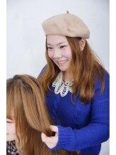 ヘアメイクアンドセットサロン リッコ(Hair make&set salon Ricco)koukuwano ayano