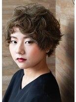 ヴィー ヘアー ファッション バー(VII hair.fashion.bar)VII hair 「ラフショートマッシュ」1