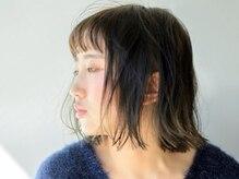 ブルース ヘアー デザイン サロン(BLUES Hair Design Salon)の雰囲気(1番人気のハイスペックカラーで、手触りとツヤを。)