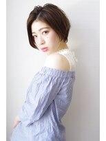 ヘアリゾート リアン(hair resort Lien)綺麗めレイヤーボブ ☆Lien☆ 倉田