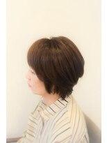 ヘアメイク スコア(Hair Make S CORE)クールアッシュボブ【Hair Make S-CORE】 053-445-2100