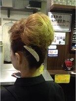 arti&co 盛りヘアメイク