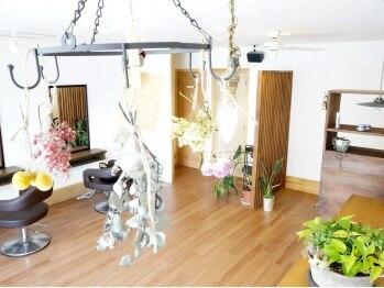 ロペ(rope)の写真/【プチプラ×2席のみ】居心地の良い自分だけの隠れ家♪自然体で過ごせる空間のプライベートサロン☆