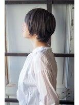 リタへアーズ(RITA Hairs)[RITA Hairs]Wカラーxシルバーグレーxショートボブ☆お客様style