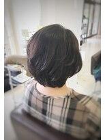 クール ヘアー ギャラリー 神明町店(COOL Hair gallery)大人美シルエットショート◎