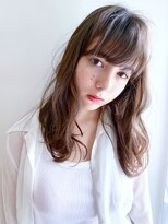 『カット+ファストブリーチ+ホワイトグレージュ』SC☆10美髪
