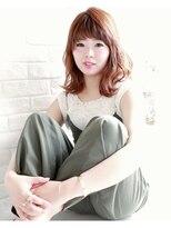 リリィ ヘアデザイン(LiLy hair design)LiLy hair design ◇ 外ハネミディアムカール