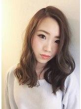 ヘアーアート リアンジュ(hair art Lienge)大人気!!巻き髪風、デジタルパーマスタイル☆