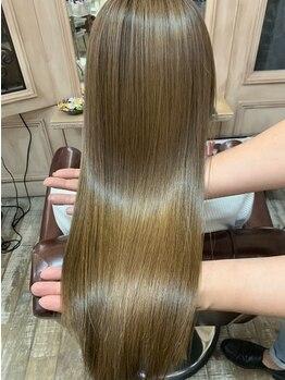 バブ(BABE)の写真/『傷みに本気で向き合いたい方は来て下さい』 美髪☆髪質改善ヘアエステ♪美と髪をテーマに髪を美しく◇