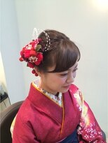 ソラ ヘアデザイン(Sora hair design)袴アップ