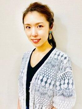 """アアラ('a'ala)の写真/歴15年!ベテラン女性Stylist""""KUMAKURA""""。物腰柔らかく話しやすい雰囲気だから、どんな悩みも相談できる♪"""