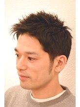 メンズヘアーサロン シンジョウ(Men's hair salon Shinjo)楽ちんショート