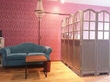ペコリ ヘアールーム(PecoRi HAIR ROOM)の雰囲気(ホット落ち着ける完全個室空間。ゆったりお寛ぎください…♪)
