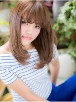 *+COVER HAIR+*…ナチュラル☆柔らかミディアムa