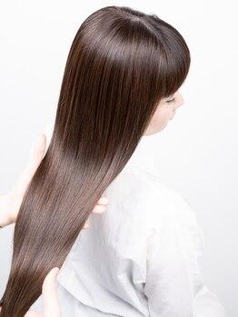 """テラスヘア(TERRACE hair)の写真/【都内で話題沸騰】県内では希少な髪質改善トリートメント""""Le Lumiss System""""であなた史上最高の美髪へ♪"""