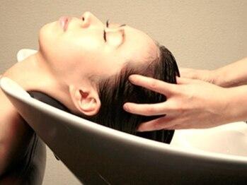 ラルバイエアリー(Lalu by airy)の写真/日本製100%生ヒト幹細胞培養液使用のヘッドスパ!頭皮と髪を根本原因から解決!諦めていた悩みに◎