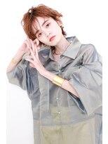 ラフィス ヘアー レイヴ 姫路店(La fith hair reve)【La fith】ラフショートスタイル