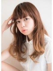 【パーマコース】 カット+ノーマルパーマ ¥9180→¥8100