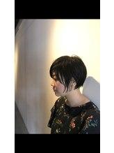 サイヘアーデザイン(Sai hair design)ナチュラルショートボブ
