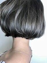 レジスタヘアーワークス (REGISTA hair works)濃厚グリーンシルバー