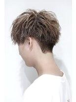 リップスヘアー 銀座(LIPPS hair)イメチェンマッシュ