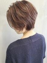 ソース ヘア アトリエ 京橋(Source hair atelier)【SOURCE】ハンサムショート
