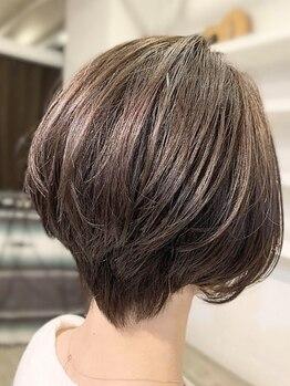 フェリチッタ(felicitta')の写真/oggiotto,KERASTASE取扱い♪クセ・髪質・ダメージに合わせた薬剤で、美髪が叶う☆手触りの良さを実感♪