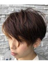 アールトゥーヘアー(art To Hair)ショートボブ