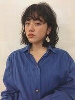 マグノリア オモテサンドウ(MAGNOLiA Omotesando)動きのあるカジュアルボブ・・・担当KAYO