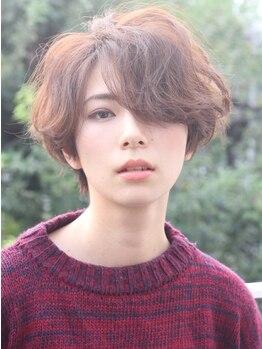 ザナドゥー 上野店(Xanadu)の写真/[御徒町駅3分]髪のお悩みを魅力に変える♪印象を左右する顔周りのカットはザナドゥーにお任せ!
