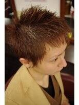 マグネット ヘアー 段原店(MAGNET HAIR)UK,STYLE
