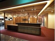 エルグ(ERG JAPAN)の雰囲気(和を基調としたフロントで入りやすい空間☆)