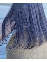 アクタノイドエット(acta noid etto)透明感もあり色落ちまで綺麗!ハイトーンラベンダーカラー