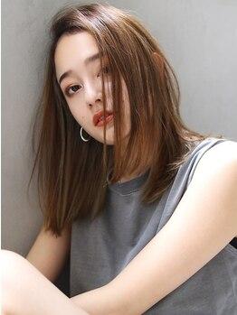 ロゼ 鳳(ROSE)の写真/ダメージレスは当たり前![カット+縮毛矯正(リタッチ)+Tr¥6600~]ダメージレスが叶うプレミアム縮毛矯正も☆