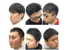メンズバーバー キューズ 本厚木店(Men's Barber Q's)の雰囲気(トレンドに左右されないスタンダードメンズスタイルを提案します)