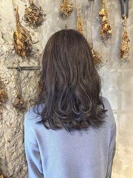 ペダル(PEDAL)の写真/お客様の素材と想いを大事にしたスタイル作りに定評あり!!ナチュラルに今っぽいヘアスタイルを実現します☆