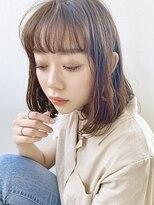 ノイ(noi)#noi_style 大人girlの王道ボブ