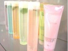ヘアサロン スリーク(Hair Salon Sleek)の雰囲気(肌に優しい商品を厳選して取り揃えています♪)
