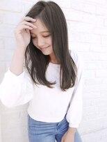 【Angelica 白石研太】イルミナグレージュカラー
