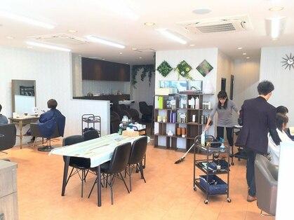 美容室 リーフ 瀬名店(LeaF)の写真