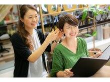 """【口コミでも大好評】COVER HAIR bliss 上尾西口店の """"こだわりのサービス"""" をご紹介します♪"""