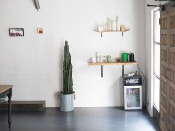 """グエンコ(Guenco)の写真/""""なりたい雰囲気""""を大切に…。マンツーマン施術で築き上げる信頼関係。気軽に通える雰囲気と安心感◎"""