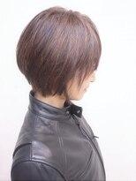 ヘアーライズ 池袋東口店(hair RISE)ストカールパープルガーネット