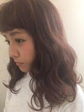 ヘアーレクスアリイ(Hair Lex Alii)【Alii】ミディアム&ベリーピンク
