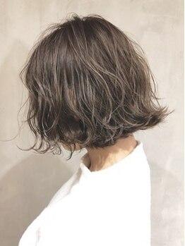 """シンヤヘアーズ(SHINYA HAIRS)の写真/【泉大津】今までとは一味違う。常に""""イマ""""を捉えた最新パーマで、「質感」と「流行」の両立を…☆"""