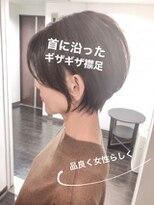 ニーフ(neaf)くびれショート 犬塚優介【neaf 六本木】