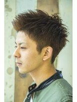 【heel 銀座】上杉秀明 頭のカタチが良く見える☆ショート