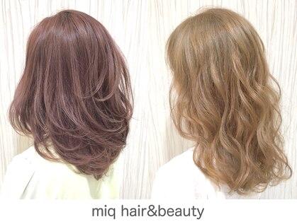 ミック ヘアアンドメイクアップ 大塚店(miq Hair&Make up)の写真