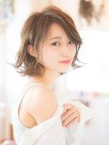 ケーオーエス(KOS beauty hair, nail & eyelash)上品×くびれセミディ