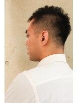 【西葛西&-hair】スキンフェード